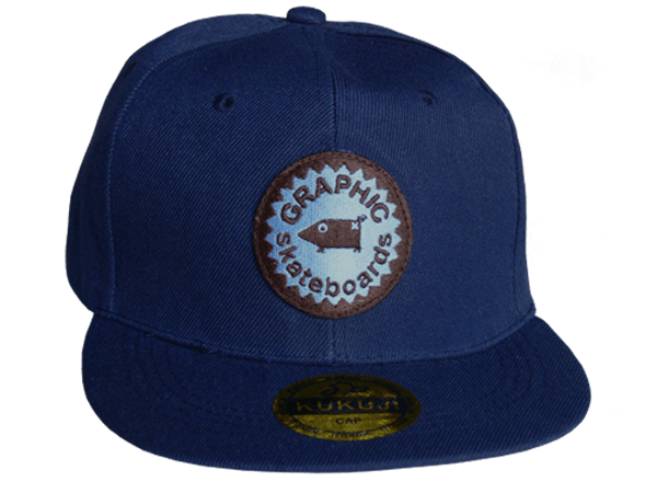 Kšiltovka Graphic Skateboards Snapback Cap